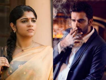 actor ashok selvan new movie with aparna balamurali ritu varma and shivathmika