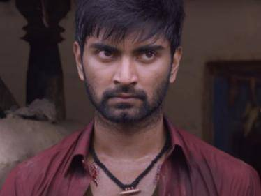 actor atharva next movie address teaser out now