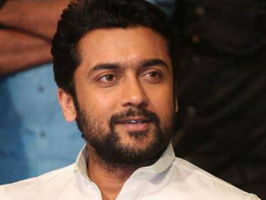 actor suriya coivd 19 vaccination camp for his 2d entertainment crew members