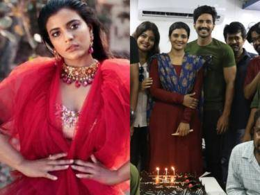 actress aishwarya rajesh completed her portions in mohandas movie