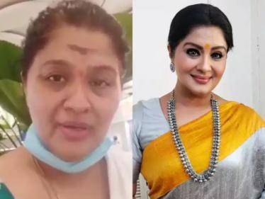 Actress-dancer Sudhaa Chandran's emotional appeal to PM Modi after getting stopped at airport - VIRAL VIDEO! - Tamil Cinema News