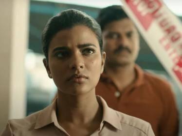 Aishwarya Rajesh's Thittam Irandu/Plan B Musical Trailer | Vignesh Karthick
