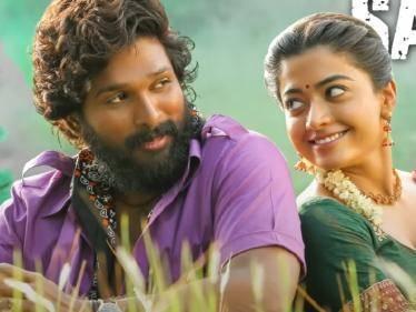 Allu Arjun's Pushpa third single 'Saami Saami' - promo teaser released! Check Out! - Tamil Cinema News