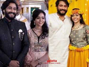 Angamaly Diaries and Jallikattu fame actor Antony Varghese gets engaged to his longtime girlfriend! - Malayalam Movies News