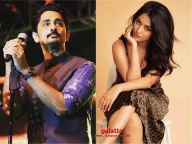 OFFICIAL: Anu Emmanuel joins Siddharth and Sharwanand starrer Maha Samudram - Tamil Cinema News