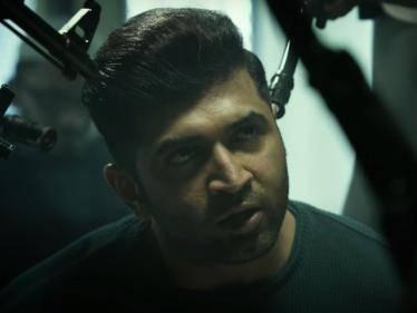 Arun Vijay's next mass action film BORRDER release date - Official Announcement!