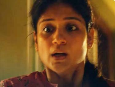 Aruvi heroine's new thriller film - Official Teaser | Direct OTT release - Tamil Cinema News