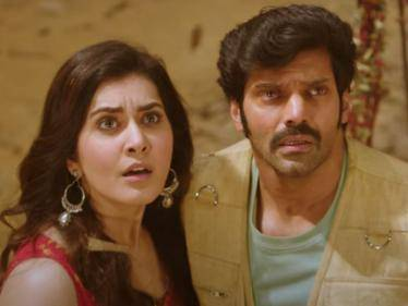Arya's Aranmanai 3 Trailer - Sundar. C's next horror comedy treat | Vivek | Raashi Khanna, Andrea, Yogi Babu - Tamil Cinema News