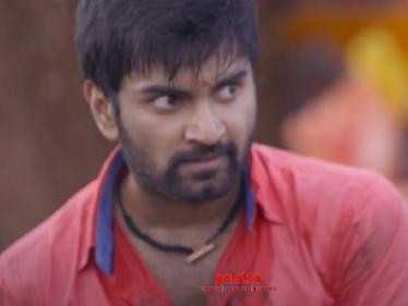 Atharvaa's next film in Tamil - Action Packed Mass Teaser here! Check Out!