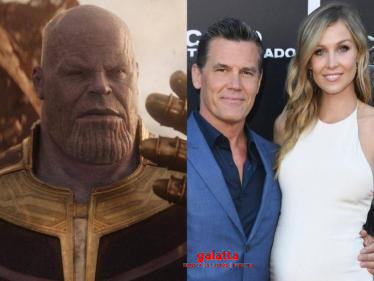 Avengers villain Josh Brolin and wife blessed with their second child - pictures storm social media! - English Movies News