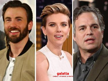 Avengers cast to reassemble for US Presidential campaign virtual fundraiser - Tamil Cinema News