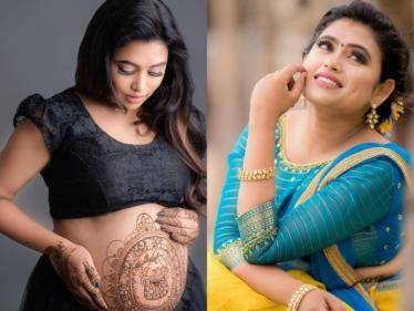 Bharathi Kannamma serial actress Farina Azad's strong response after her pregnancy photoshoot gets trolled