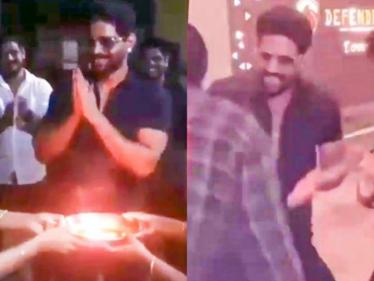 Bigg Boss 4 Balaji Murugadoss gets a grand welcome, dance video goes viral