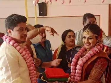 Bigg Boss Malayalam actress Alina Padikkal gets married to boyfriend Rohit Nair - wishes pour in! - Tamil Cinema News