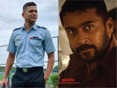 Bigg Boss Tamil season 4 contestant Som Shekar to play Air Force officer in Suriya's Soorarai Pottru