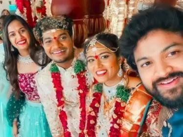 Bigg Boss Telugu fame Mukku Avinash gets married - VIRAL WEDDING VIDEOS! - Tamil Cinema News