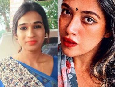 Bigg Boss fame Abhirami Suresh's heartbreaking words after transwoman RJ Ananyah Kumari Alex's death - Tamil Cinema News