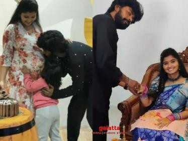 Bigg Boss sensation Sandy Master becomes a father to a baby boy - wishes pour in! - Tamil Cinema News