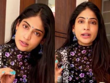bigg boss fame actress vijayalakshmi epic reply on haters