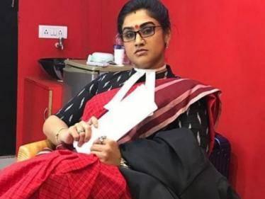 bigg boss vanitha vijaykumar new transformation photo goes viral