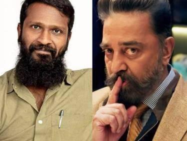 CONFIRMED: Kamal Haasan to team up with Vetri Maaran after Vikram and Bigg Boss 5! - Tamil Cinema News