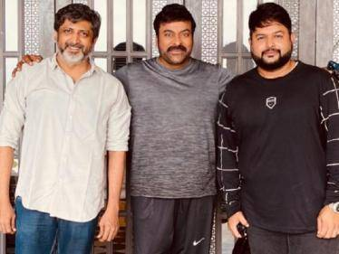 Chiranjeevi's Godfather new schedule begins at Ooty - official update on Mohan Raja's next! - Tamil Cinema News