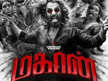 Chiyaan Vikram's Mahaan - First Single 'Soorayaatam' is out! Watch out for Chiyaan's energetic moves! - Tamil Cinema News