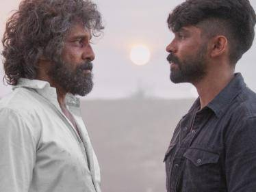 Chiyaan Vikram's Mahaan - New Photos Released | Don't miss the exciting glimpse! - Tamil Cinema News
