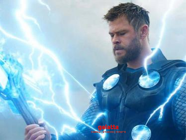 Chris Hemsworth opens up on retirement as Thor and from Marvel films