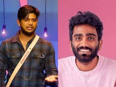Comali director Pradeep Ranganathan comments on Bigg Boss 5 Abishek Raaja's latest actions - VIRAL VIDEO! - Tamil Cinema News