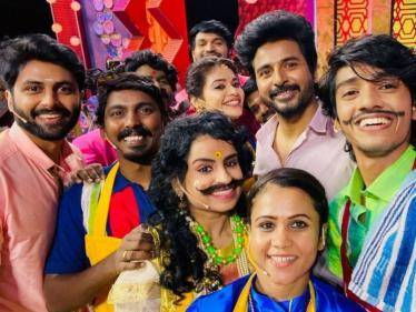 cook with comali fame sakthi turns singer official announcement