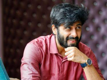 Cooku with Comali star Ashwin's debut film in Tamil Cinema - Title Look here!