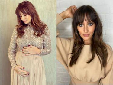 Coronation Street TV series actress Catherine Tyldesley shows off her baby bump - TRENDING PHOTOS! - Tamil Cinema News
