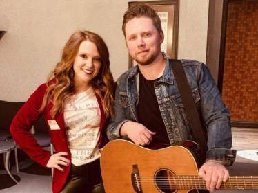 Country music couple Jameson Rodgers and Sarah Allison Turner tie the knot in an intimate wedding - wishes pour in! - Tamil Cinema News
