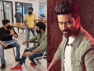 Dhanush's Maaran enters final schedule, director Karthick Naren shares official update - Tamil Cinema News