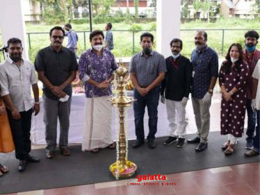 Mohanlal's Drishyam 2 shooting begins - pictures go viral! - Tamil Cinema News