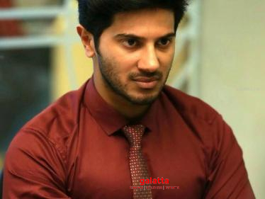 Dulquer Salmaan's important warning to impersonators - official statement here! - Tamil Cinema News