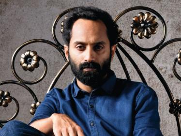 Fahadh Faasil's new look takes internet by storm, fans speculate whether it is for Kamal Haasan's Vikram - Tamil Cinema News