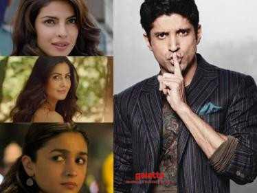 Farhan Akhtar announces his next directorial venture with three star heroines! - Hindi Movies News