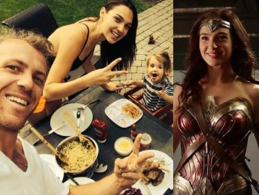 Wonder Woman actress Gal Gadot expecting her third child, makes announcement with a family pic