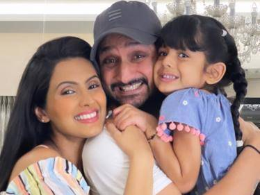 Geeta Basra And Harbhajan Singh reveal the name of their baby boy - Check out!