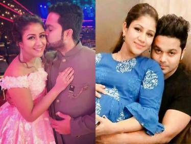 HAPPY NEWS: Sanjeev Karthick announces wife Alya Manasa's second pregnancy - Official statement! - Tamil Cinema News