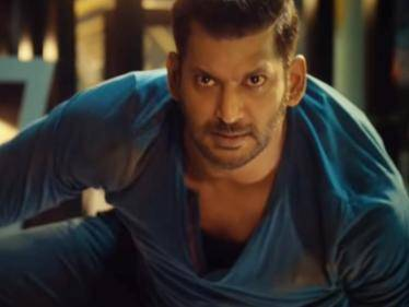 Is Vishal's Enemy postponed from the Diwali release? - Official word from the producer here! - Tamil Cinema News