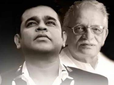 isaipuyal arrahman new albhu song anthem of hope with 7singers and gulzar