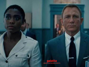 Lashana Lynch confirms her character in No Time To Die will replace Daniel Craig as 007