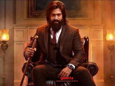 MASS: Rocky Bhai Is Back! - KGF Chapter 2 Shooting Resumes!