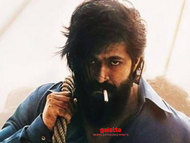 OFFICIAL: KGF: Chapter 2 teaser to be released on Yash's birthday