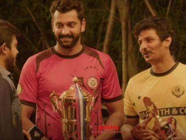 Kalathil Santhippom official teaser | Jiiva | Arulnithi | Priya Bhavani Shankar | Manjima Mohan