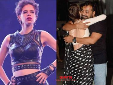 Director Anurag Kashyap's ex-wife Kalki Koechlin defends him against sexual assault allegations - Tamil Cinema News