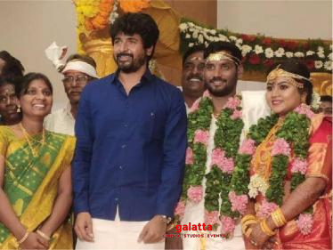 GOOD NEWS: Remo and Sulthan director Bakkiyaraj Kannan gets married - wishes pour in!
